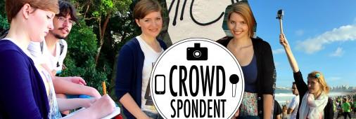 crowdspondent