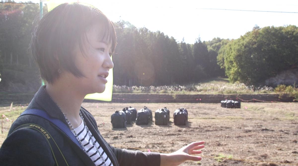 Journalistin Tomomi nimmt uns mit zu den Dekontaminierungsarbeiten in der Sperrzone.
